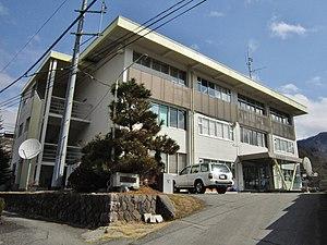 Ikusaka, Nagano - Ikesaka Village Hall