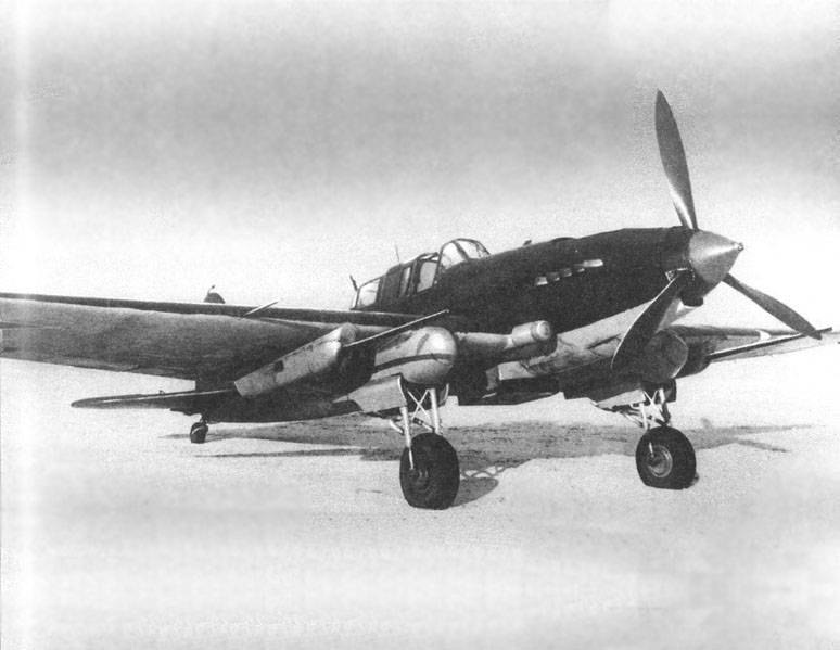 Il2 2 ns37 machine cannon moscow march 1943
