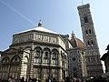 Il Battistero ed il campanile di Giotto - panoramio.jpg