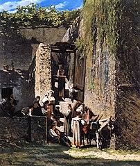 The merchant of La Spezia