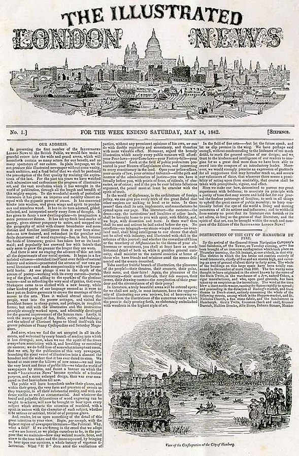 a history of the development of the newspaper and journalism in the 19th century