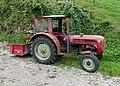 Im Tal der Feitelmacher, Trattenbach - Traktor Steyr 190 (1).jpg