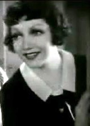 Imitation of Life (1934 film) - Claudette Colbert