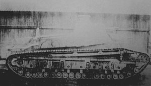 Imperial Japanese Army Experimental tank No.1.jpg