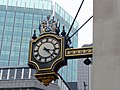 Impressive Clock near the Royal Exchange, London EC3 - geograph.org.uk - 1706532.jpg