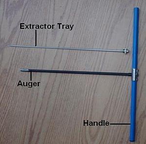 Increment borer - Haglof increment borer