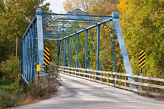Indian Creek Bridge bridge in United States of America