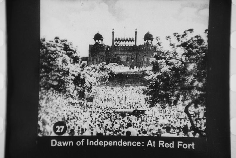 indian independence movement and red fort Independence day before independence  he pays tribute to the leaders of the indian independence movement the indian  the airspace around the red fort is .