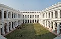 Indian Museum Building with Quadrangle - Inside North View - Indian Museum - Kolkata 2014-02-14 9248-9251.JPG