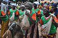 Instrunmentistes traditionnels ivoiriens en prestation.jpg