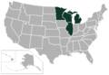 Intercollegiate Athletic Association of the Northwest-USA-states.png