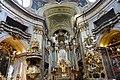 Interior of St. Peter's Church, Vienna 04.jpg