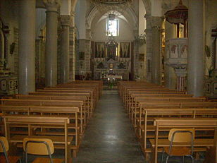Interno Chiesa Madre