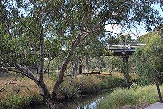 Leigh River (Victoria) - Image: Inverleigh Leigh River