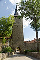 Iphofen, Stadtbefestigung, Rödelseer Tor-006.jpg