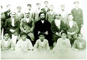 Education in Bahrain - Students of the Persian School in 1939.