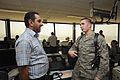Iraq Civil Aviation Authority Assumes Full Air Traffic Control at Baghdad airport DVIDS213541.jpg
