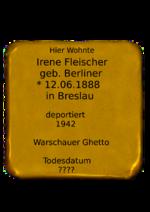 Irene Fleischer