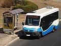 Irisbus Vehixel Cityos n°500 - Cap'Bus (Musée Centre Cap, Cap d'Agde).jpg