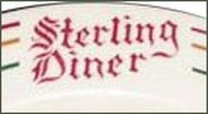 Restaurant ware - Image: Iroquois china 1940 topstamp