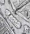 Isle notre-Dame vers 1609 Vassalieu.jpg
