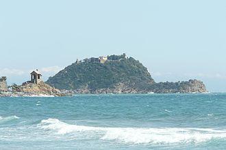 Gallinara - Image: Isola Gallinara P1010720