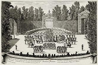 Israel Silvestre - Image: Israël Silvestre, Première journée, 1664
