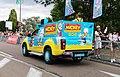 Isuzu D-MAX Journal de Mickey Caravane Tour de France 2019 Chalon sur Saône (48296545007).jpg