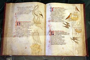 Cecco d'Ascoli - Liber acerbe etatis, XIV sec., Biblioteca Medicea Laurenziana, pluteo 38v 01