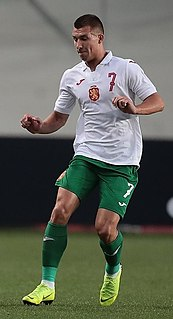 Ivaylo Naydenov Bulgarian footballer