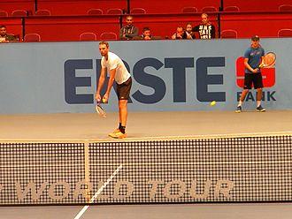 Ivo Karlović - Ivo Karlović at 2016 Erste Bank Open
