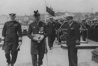 French cruiser D'Entrecasteaux - Józef Unrug, Jean de Laborde, Eugeniusz Solski (1931)