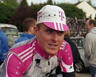 Jörg Jaksche German cyclist