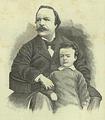 Júlio César Machado e seu filho - O Occidente (1Fev1890).png