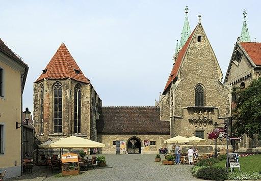 J27 056 Marienkirche am Dom und Dreikönigskapelle
