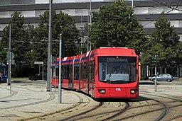 Stefan-Heym-Platz in Chemnitz