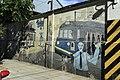 J35 077 Bw Polvorín, Wandbild.jpg