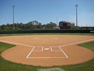 Florida State Seminoles softball - Florida State plays home games at JoAnne Graf Field.