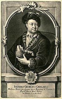 Johann Georg Gmelin