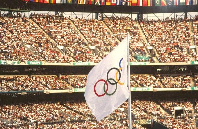 JO Atlanta 1996 - Drapeau