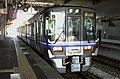 JR-WEST 521kei E.C G06 HokurikuLine Takaoka-Station.JPG