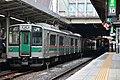 JRE 701 at Sendai Station 2016-10-10 (30048112673).jpg
