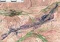 Jack Hills, Western Australia (Landsat 5 TM, 2009-07-14, detail).jpg