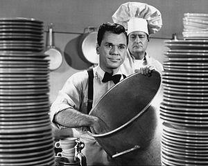 "The People's Choice (TV series) - Jackie Cooper as Socrates ""Sock"" Miller (1955)"
