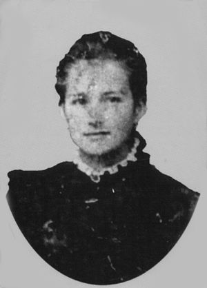 Revolt of the Muckers - Jacobina Mentz Maurer, the leader of the Muckers.