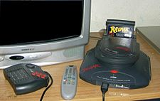 L'Atari Jaguar CD