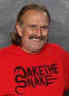 Jake Roberts American professional wrestler