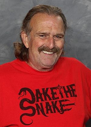 Jake Roberts - Roberts in 2017