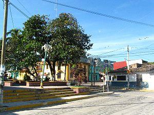 Jalcomulco - Jalcomulco town centre
