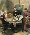 James A Garfield on his deathbed.jpg